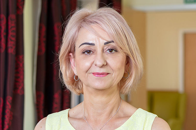 Neli Koleva Hengist Field Care Home Manager