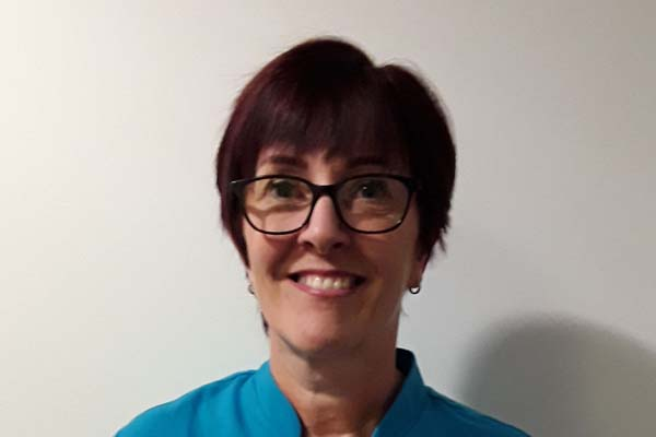 Sharon Kynaston - Recreation and Well-Being Team Leader, Hengist Field Care Home