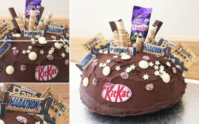 Hengist Field Care Home creates heavenly chocolate Showstopper Cake