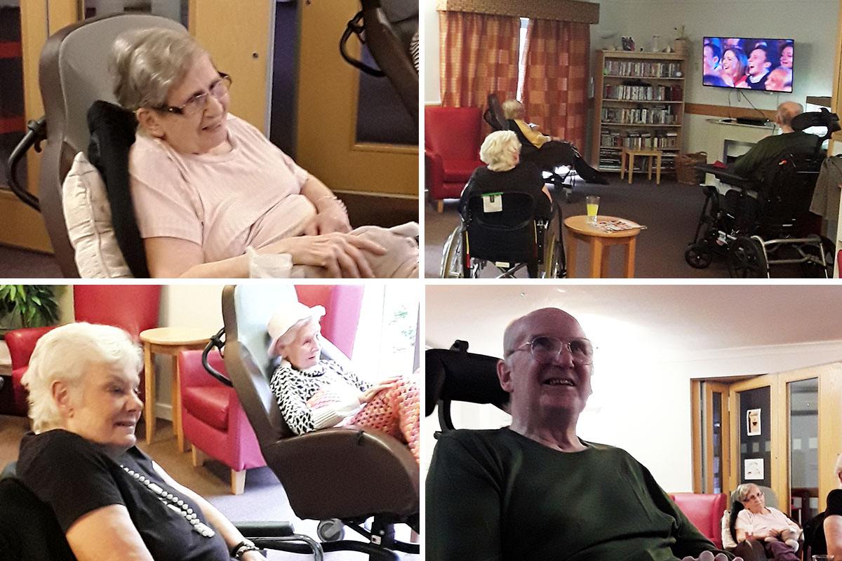 Comedy Sunday at Hengist Field Care Home